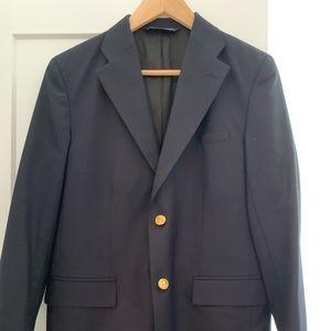Polo Ralph Lauren Boys Navy Blue Blazet